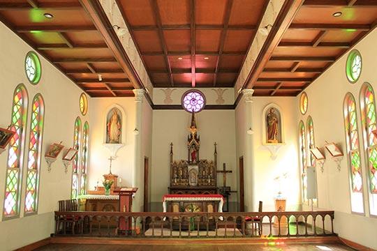 島根県 津和野カトリック教会