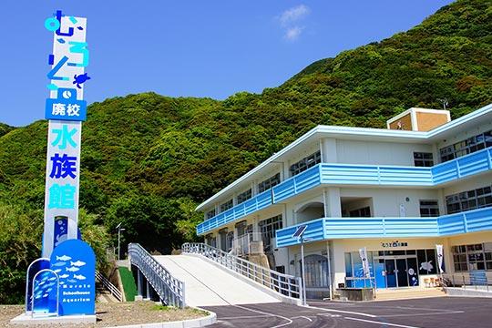 高知県 むろと廃校水族館