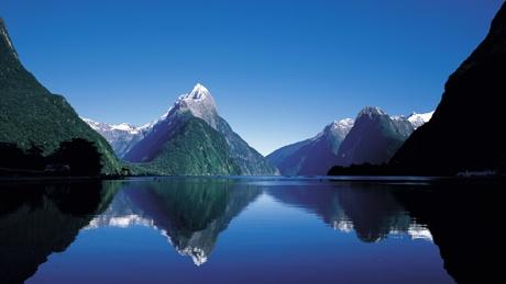 テ・ワヒポウナム-南西ニュージーランド(ミルフォードサウンド、マウントクック)