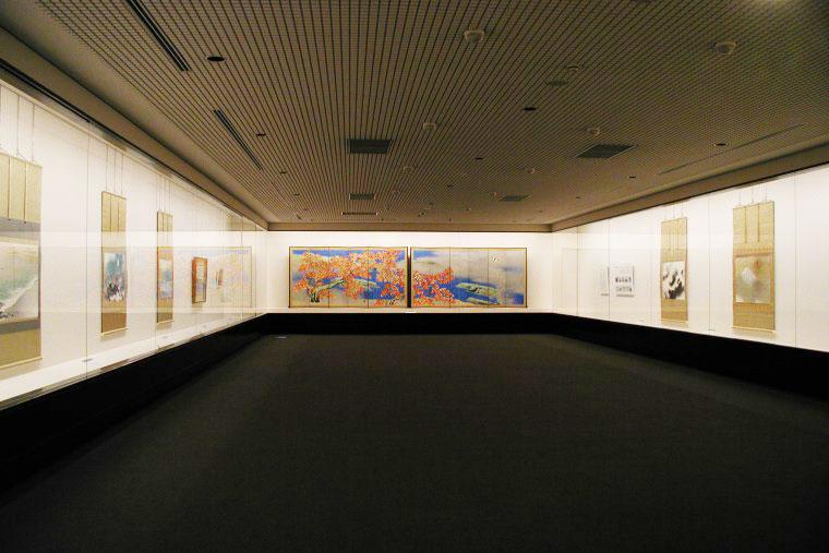 横山大観特別展示室
