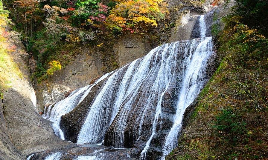 袋田瀑布(茨城縣)