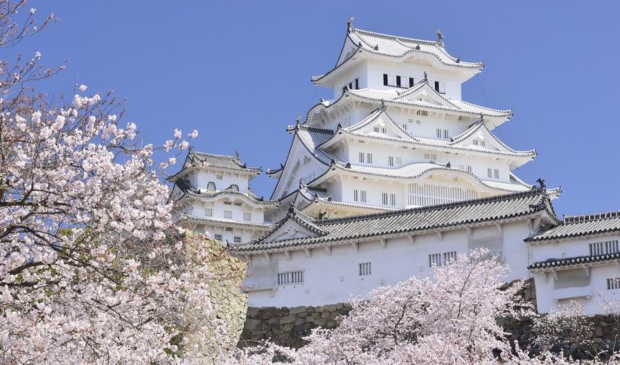 Château Himeji (préfecture de Hyogo)