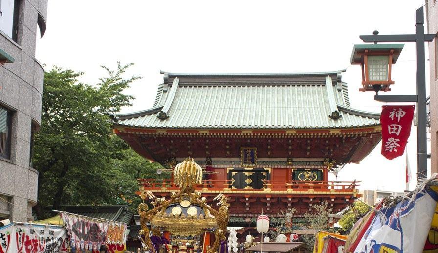 Kanda Matsuri (préfecture de Tokyo)