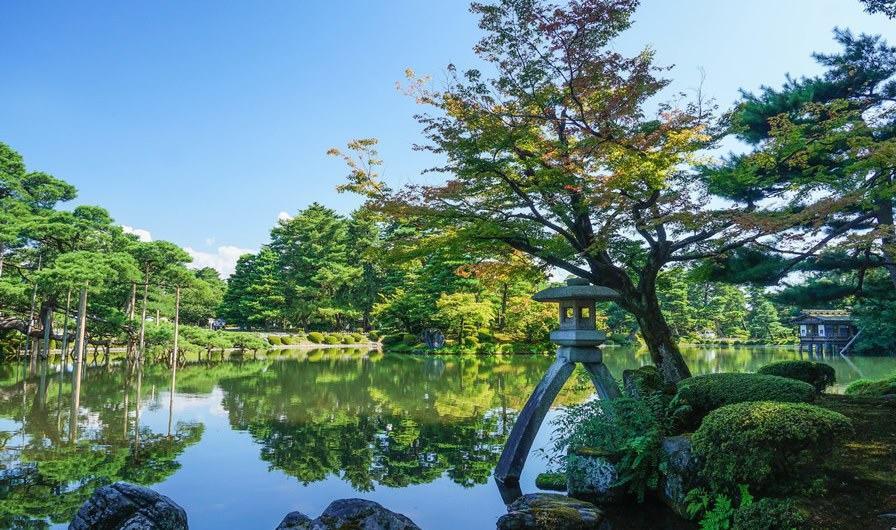 Kenroku-en (préfecture Kanazawa)