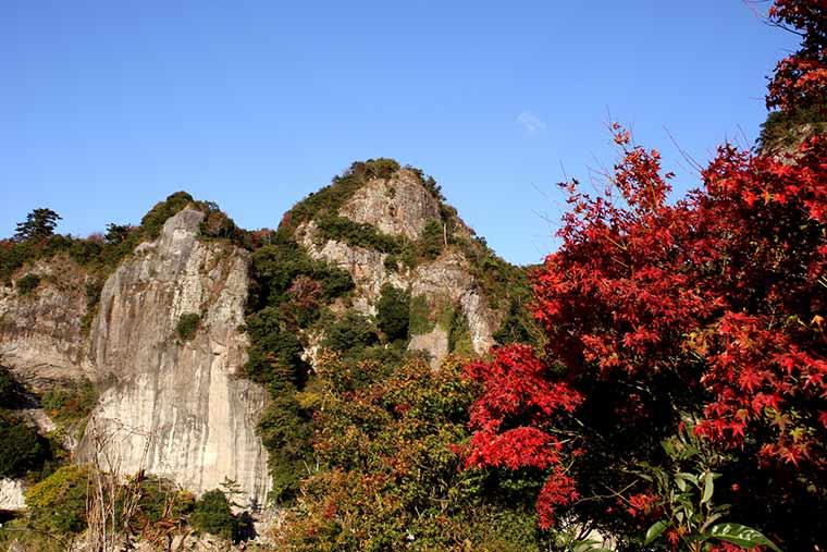 耶馬渓(大分県)