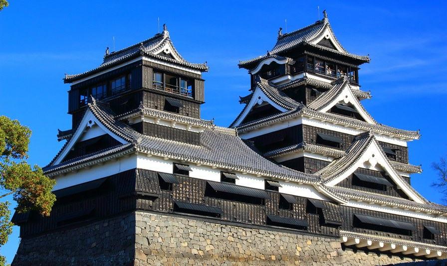 Château Kumamoto (préfecture de Kumamoto)