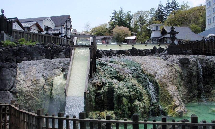구사츠 온천 (군마 현)