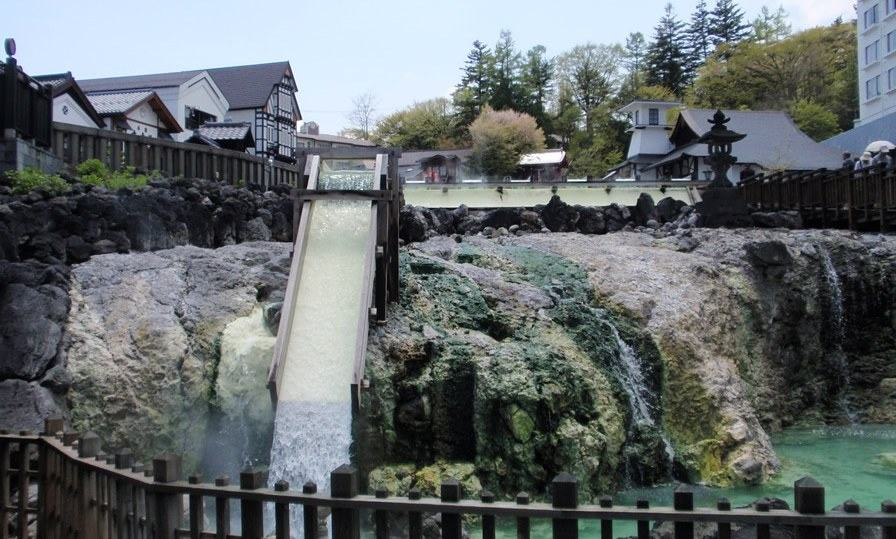 Kusatsu Onsen (préfecture de Gunma)