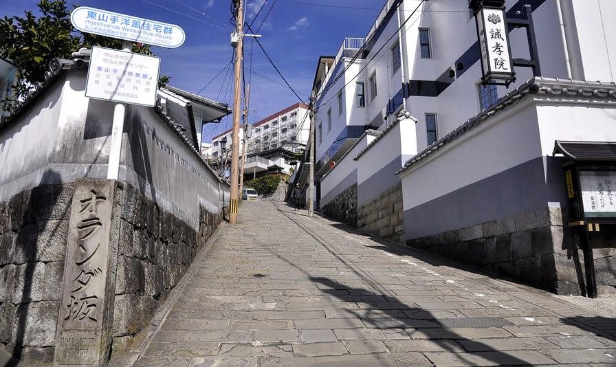Oranda Zaka (préfecture de Nagasaki)