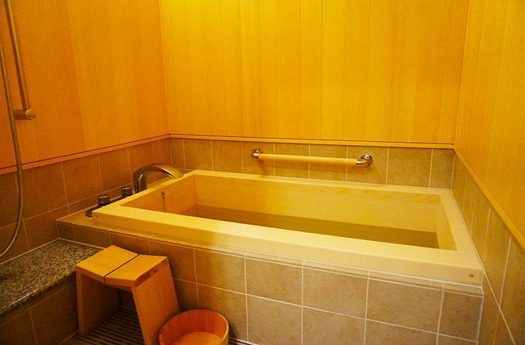 京の温所 岡崎のお風呂