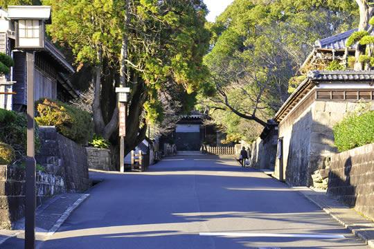 飫肥<九州の小京都>