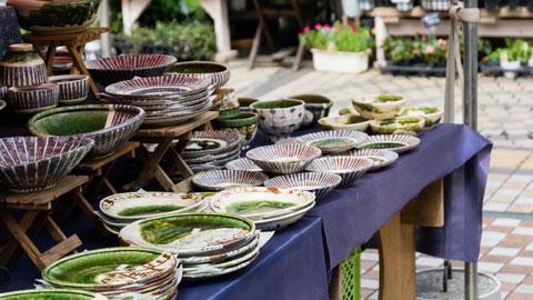 【2018年】全国の陶器市・陶器祭りまとめ