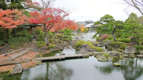島根の美しい日本庭園をめぐる1泊2日モデルコース
