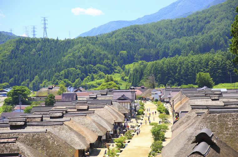 大内宿(おおうちじゅく)