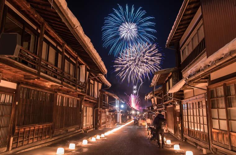 奈良井宿(ならいじゅく)