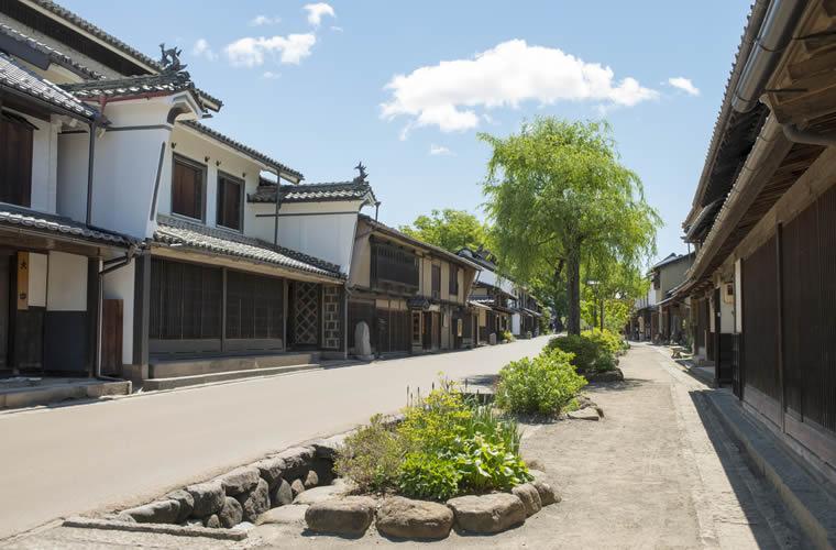 海野宿(うんのじゅく)