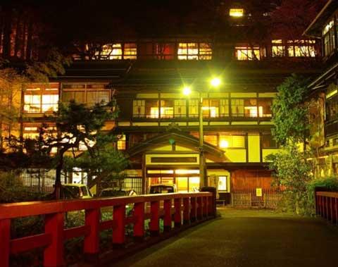 Shima Onsen Sekizen Honkan