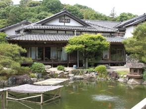 湯田温泉 名勝 山水園