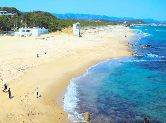 伊師浜海水浴場