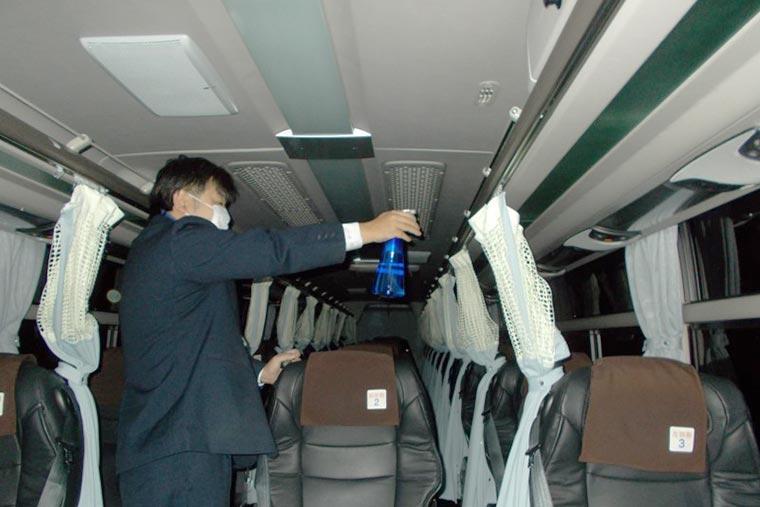 さくら観光バス(ミルキーウェイエクスプレス)