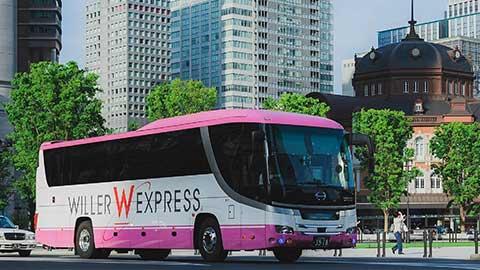 安心な移動を実現する、高速・観光バス各社が取り組む感染防止対策