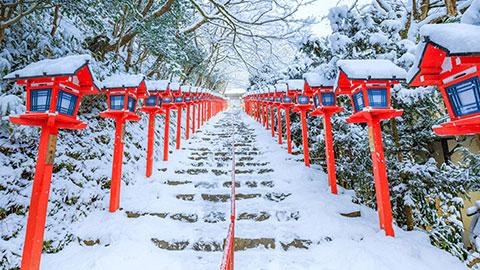 大阪・関西の1月におすすめ観光スポット!雪の絶景や旬グルメ、イベント情報も