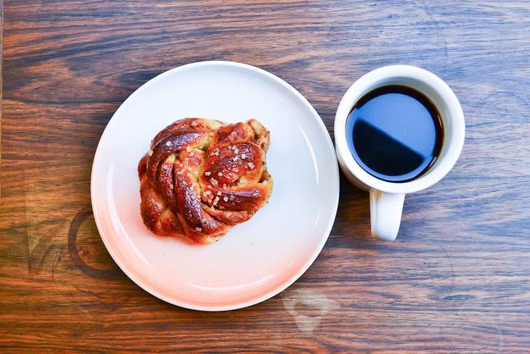 「ナインアワーズ浅草」FUGLEN ASAKUSAで朝食が食べられる宿泊セット