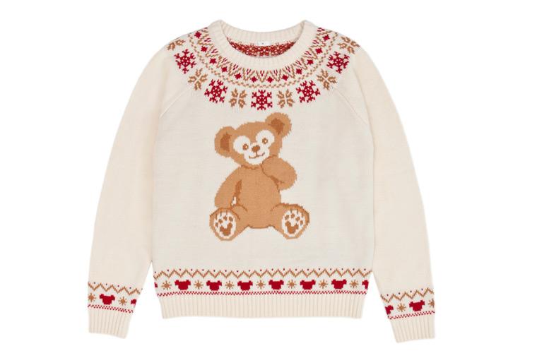 ダッフィー・クリスマス セーター
