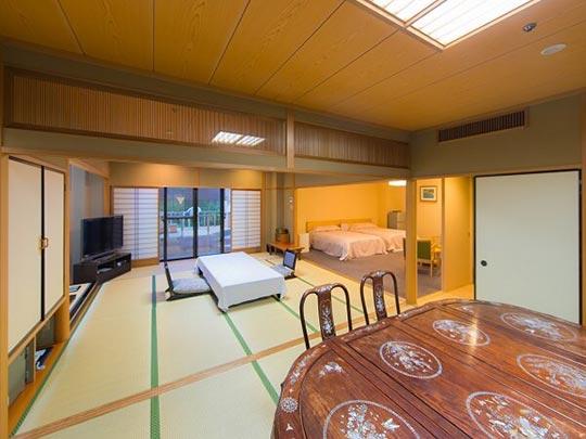 倉敷由加温泉 ホテル山桃花