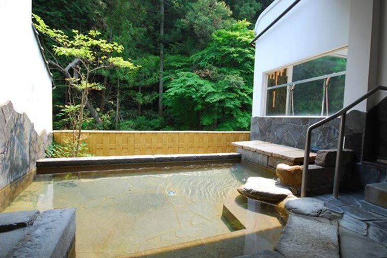 奥水間温泉