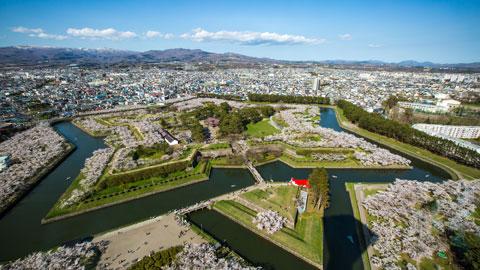 2019年開花予想も!北海道 桜の名所・お花見スポット14選