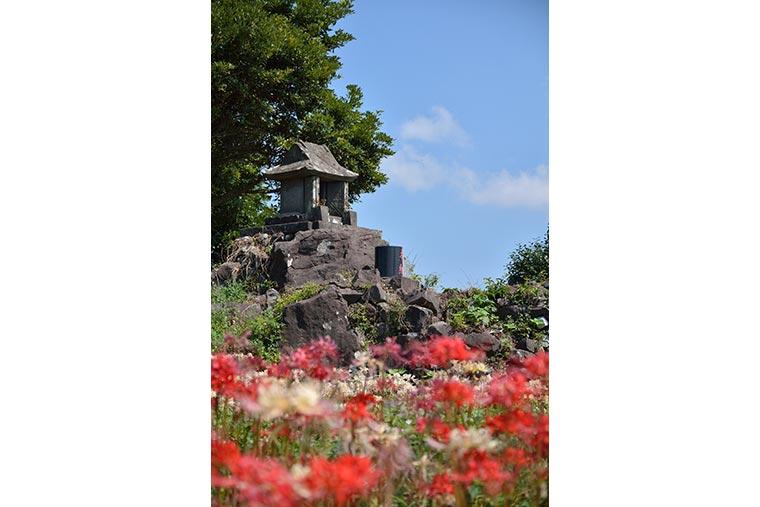 鉢巻山展望所