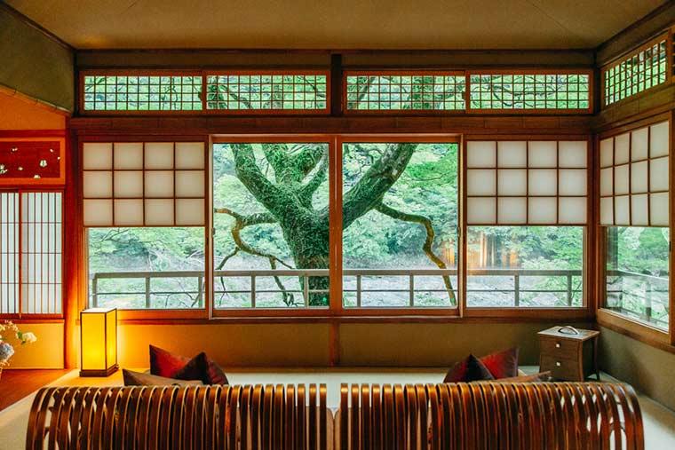 星のや京都 客室例