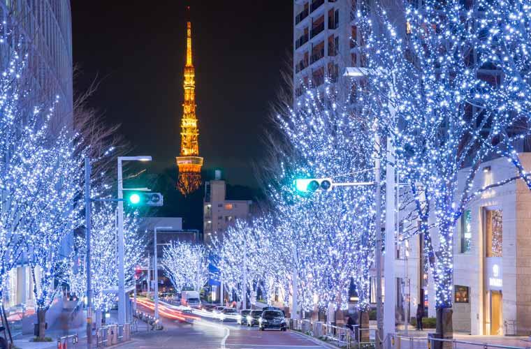 六本木ヒルズ 「Roppongi Hills Christmas」