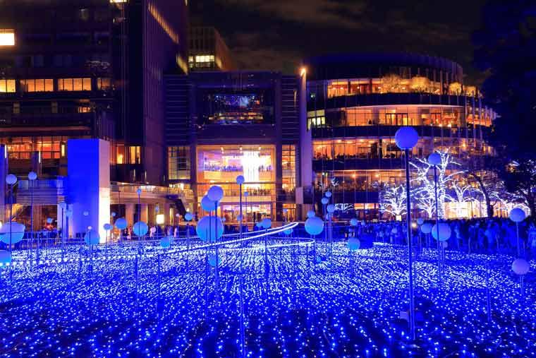 東京ミッドタウン「MIDTOWN CHRISTMAS」