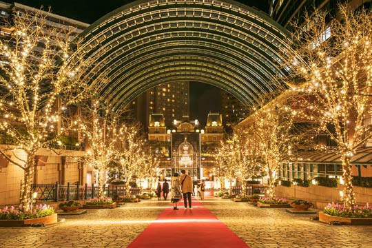 恵比寿ガーデンプレイス 「Winter Illuminations」