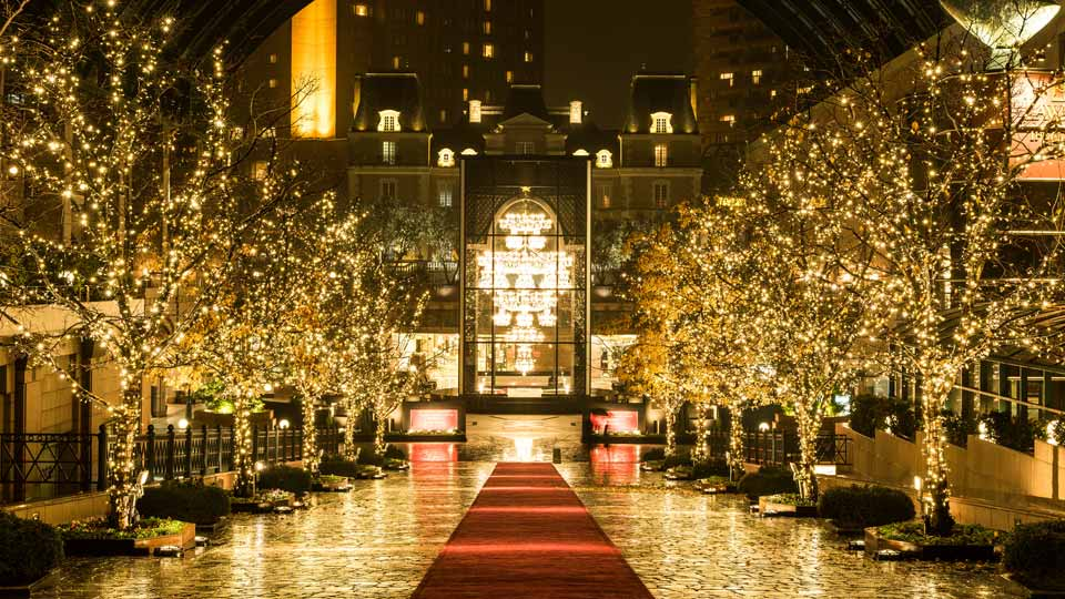 2017年クリスマス・年末年始に行きたい!人気イルミネーションランキング