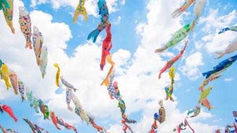 GWにおすすめ!全国の鯉のぼり祭り・イベント20選