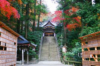 宝登山神社 (ほどさんじんじゃ)