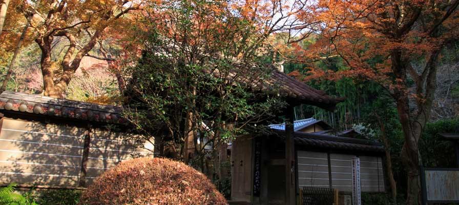 Le temple Zuisen-ji