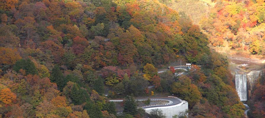 Nikko Irohazaka Winding Road