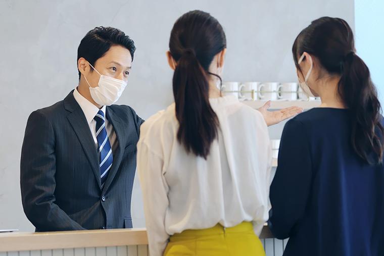 GoToキャンペーン東京追加でより一層の感染症対策の徹底が求められる