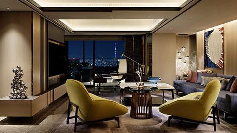 「メズム東京」がミシュラン4つ星ホテルに! ラグジュアリーな空間で東京の今を楽しもう