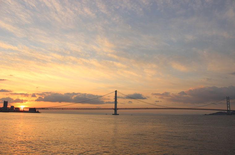 明石海峡大橋 周辺