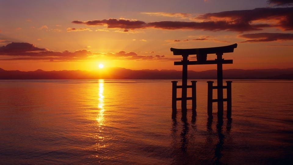 大阪や京都など、関西の初日の出スポット2018