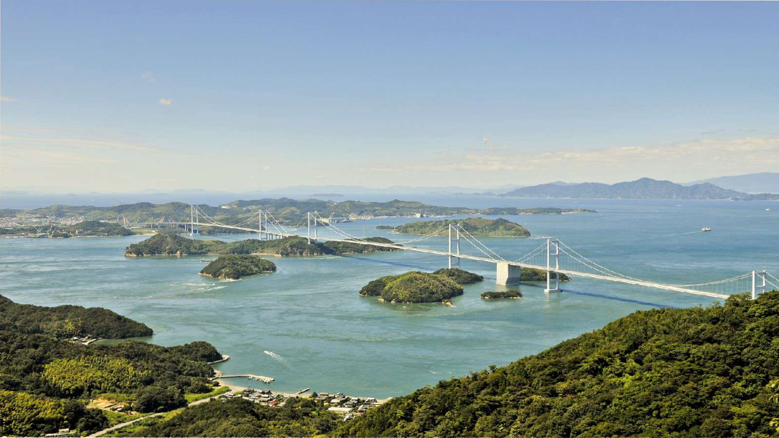 Attempting the Shimanami Kaido Cycling Road? Here are 10 bicycle-friendly places to stay that even offer bicycle rentals!