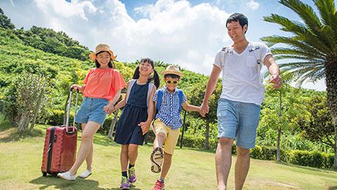 Withコロナ時代の家族旅行。意識調査と宿泊先選びの基準
