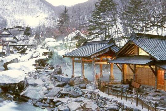 水上宝台樹スキー場(宝川温泉)