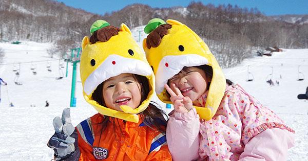 >群馬県のスキー場18選!出身スタッフ厳選、子連れや初心者にもおすすめ