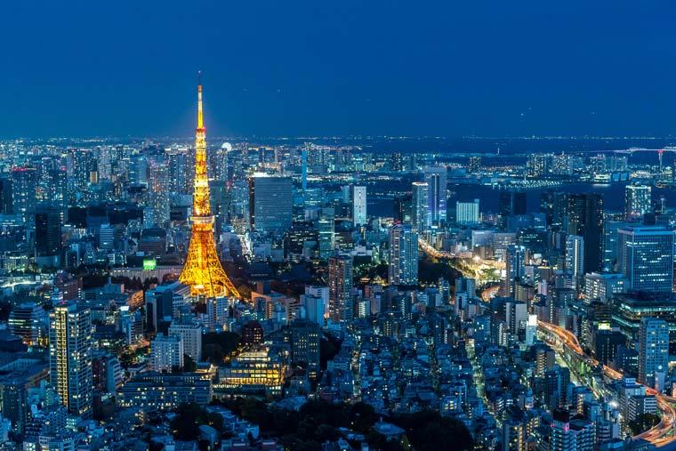六本木ヒルズ展望台 東京シティビュー